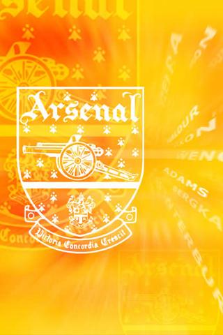 Arsenal iPhone Wallpaper