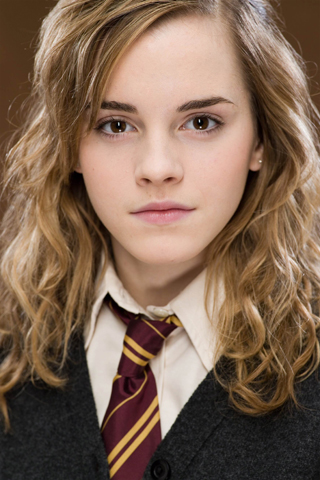 Emma Watson. iPhone Wallpaper id 14083. May 20th, 2009
