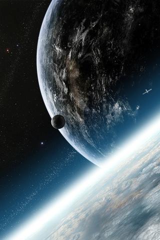 Amazing Earth IPhone Wallpaper