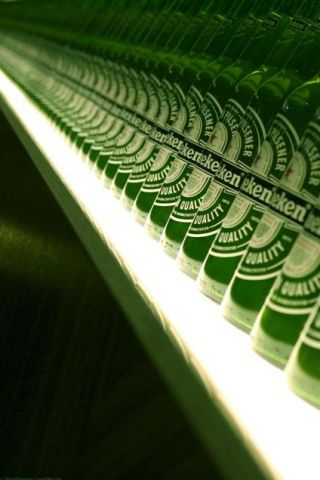 Heineken Lineup iPhone Wallpaper
