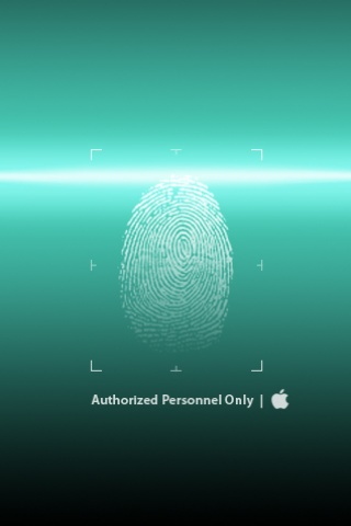 Biometric iPhone iPhone Wallpaper