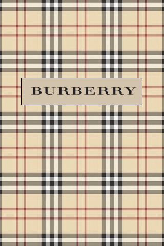 Modern Designer Wallpaper Burberry Iphone Wallpaper Tweet