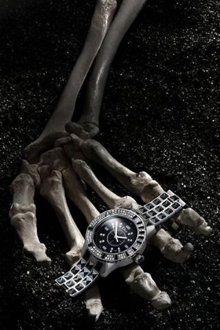 Christian Dior Watch iPhone Wallpaper