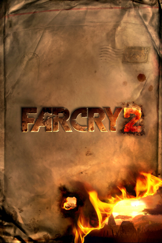 Farcry 2 iPhone Wallpaper