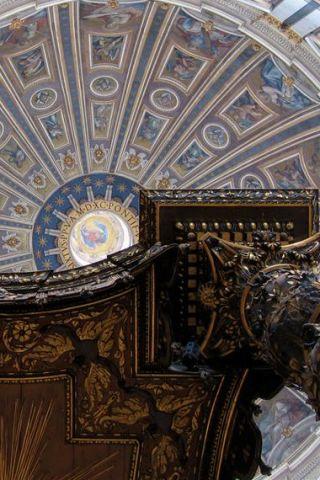 St. Peter's Basilica iPhone Wallpaper