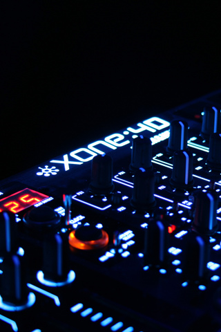 Xone 4d Mixer Iphone Wallpaper Idesign Iphone