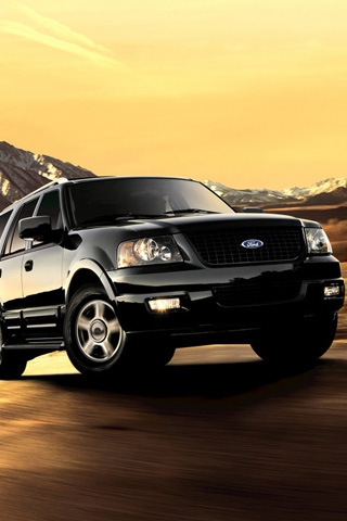 Ford Explorer iPhone Wallpaper