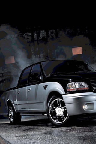 Ford F-150 iPhone Wallpaper