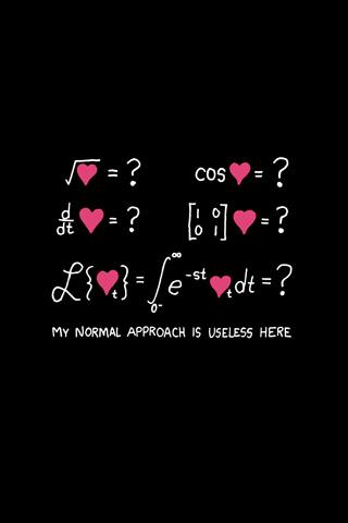 Math Error iPhone Wallpaper