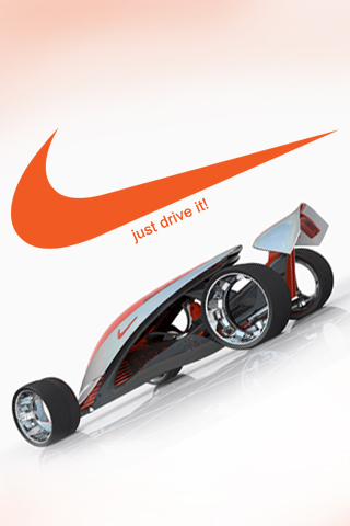 nike logo backgrounds. Nike – Just Drive It!
