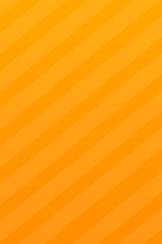 Orange Stripes iPhone Wallpaper