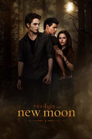 The Twilight Saga - New Moon iPhone Wallpaper