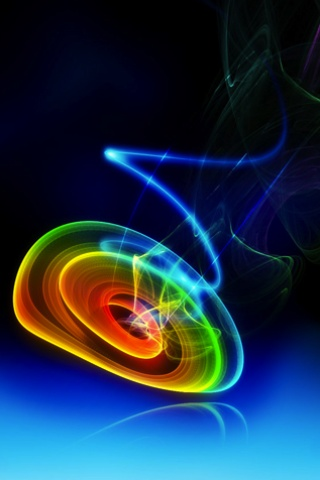 Plasma iPhone Wallpaper