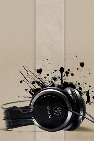 headphone wallpaper. Headphones