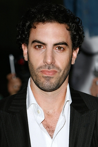 Sacha Baron Cohen iPhone Wallpaper