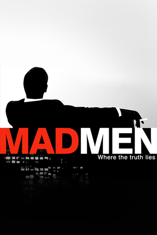 Mad Men iPhone Wallpaper