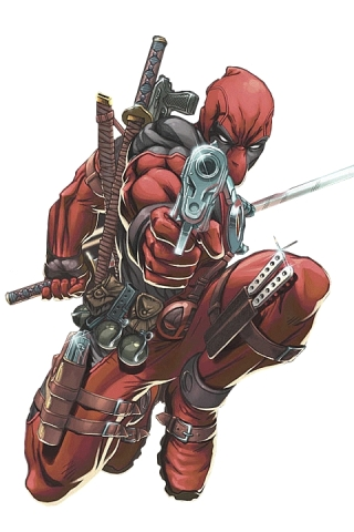 Deadpool iphone wallpaper idesign iphone deadpool iphone wallpaper voltagebd Choice Image