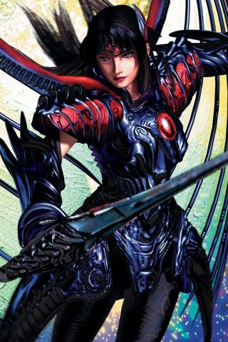Legend of Dragoons iPhone Wallpaper