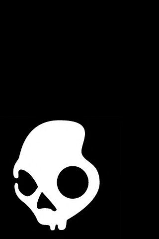 Skullcandy Skull iPhone Wallpaper