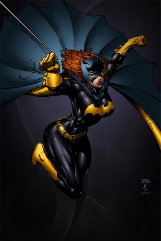 batgirl wallpaper. Batgirl iPhone Wallpaper