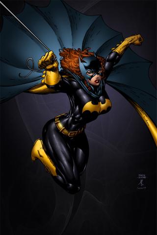 batgirl wallpaper. Batgirl iPhone Wallpaper
