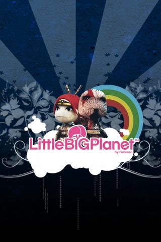 Little Big Planet iPhone Wallpaper