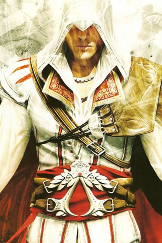 Assassin's Creed iPhone Wallpaper