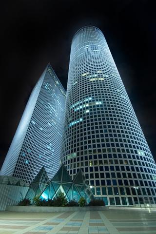 Business Building iPhone Wallpaper