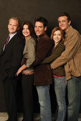 How I Met Your Mother iPhone Wallpaper