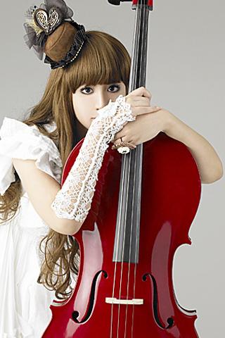Kanon Wakeshima iPhone Wallpaper