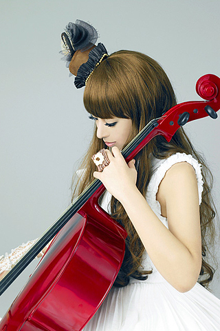 Kanon Wakeshima Angel Cello