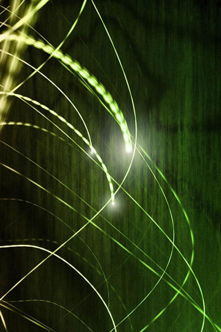 Light Stem iPhone Wallpaper