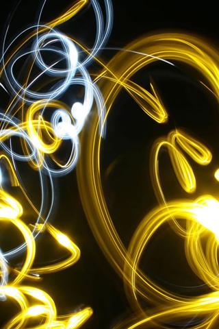 Torch Light iPhone Wallpaper
