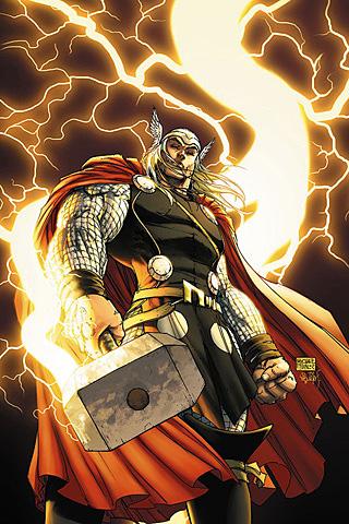 Thor IPhone Wallpaper