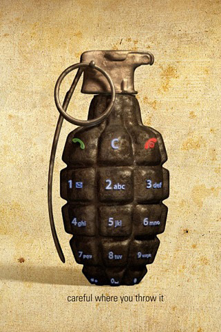 Phone Grenade IPhone Wallpaper