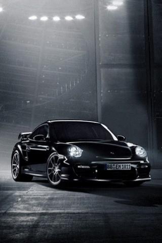 Porsche 911 iPhone Wallpaper