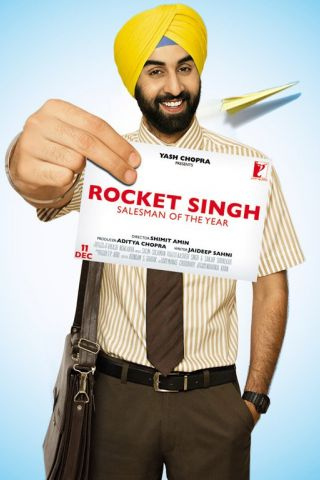 Rocket Singh iPhone Wallpaper