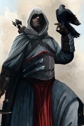 Assassin iPhone Wallpaper