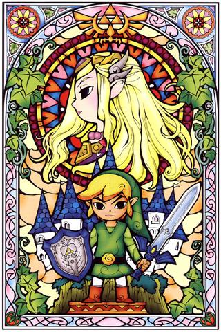 The Legend Of Zelda Wind Waker IPhone Wallpaper