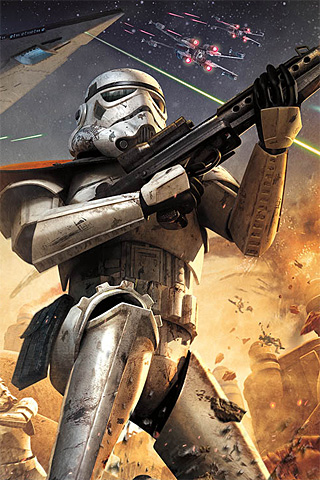 Star Wars Battlefront Squadron Iphone Wallpaper Idesign Iphone