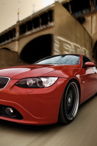 BMW 3 Series iPhone Wallpaper