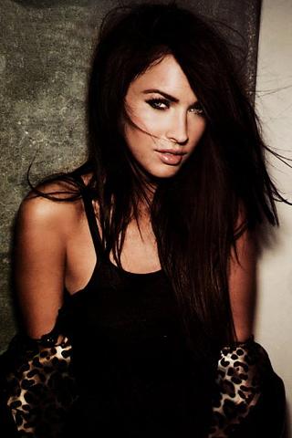 Megan Fox iPhone Wallpaper