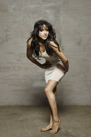 Michelle Rodriguez iPhone Wallpaper