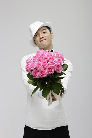 Tae Yang iPhone Wallpaper
