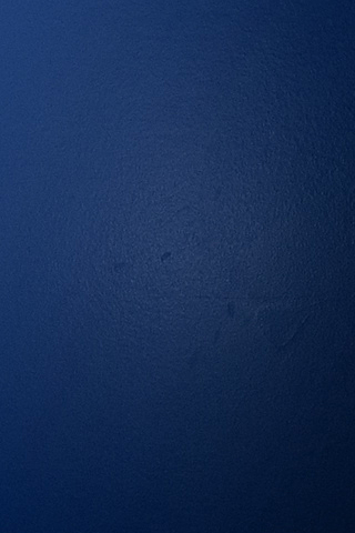 Blue Painted Wall iPhone Wallpaper