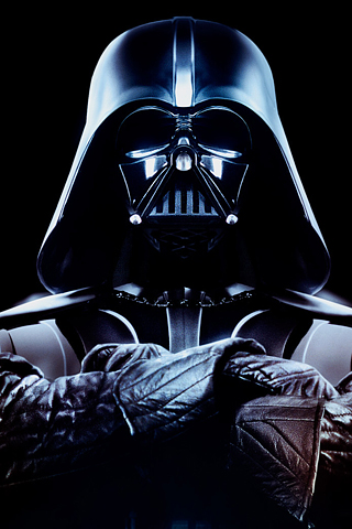 Darth Vader iPhone Wallpaper