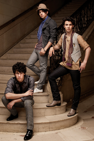 Jonas Brothers iPhone Wallpaper