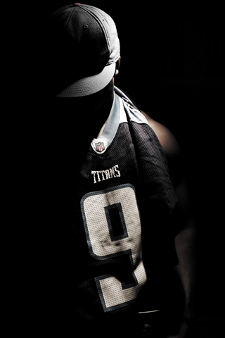 Steve McNair iPhone Wallpaper