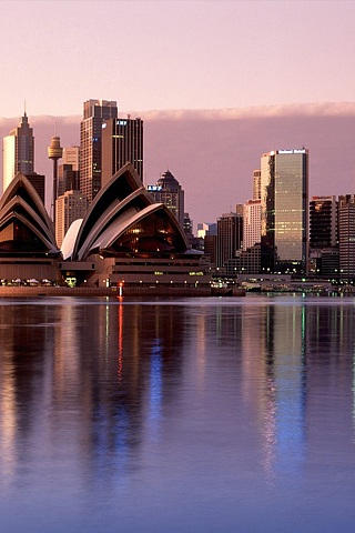 Sydney, Australia iPhone Wallpaper