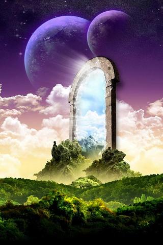 Portal iPhone Wallpaper
